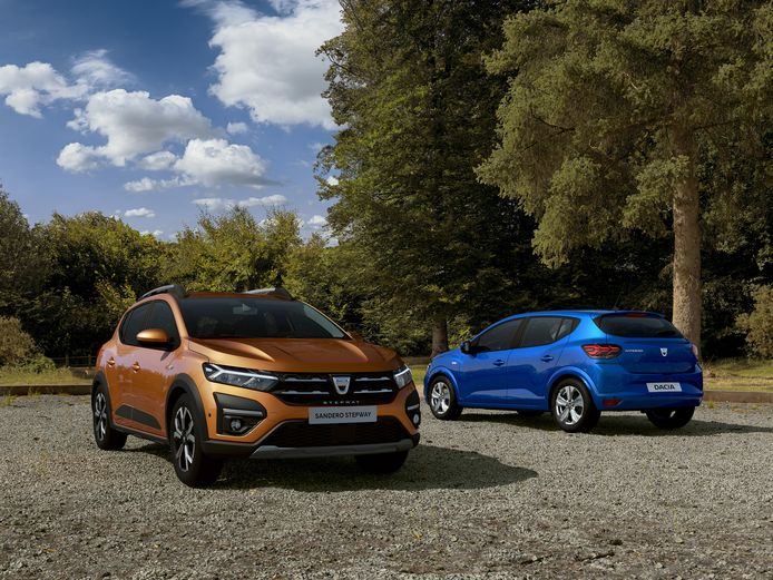 De nieuwe Dacia Sandero en Sandero Stepway komen in januari naar Nederland