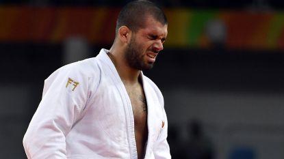 """Toma Nikiforov geeft forfait voor WK judo en is half jaar buiten strijd: """"Blessures horen helaas bij topjudo"""""""