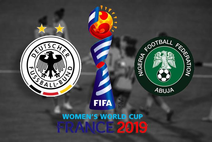 Duitsland-Nigeria.
