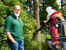 Pas op: de 'jeukrups' is terug in Zoetermeer! 'Niets doen zou een ramp betekenen'