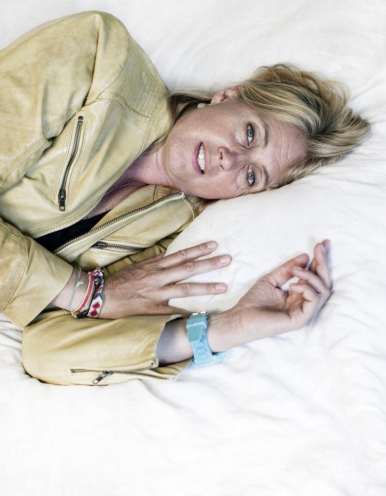 Irene Schoemakers, 49 jaar, Tekstschrijver Beeld Patrick Post