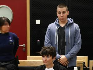 Le jeune meurtrier d'Alfred Gadenne face au juge