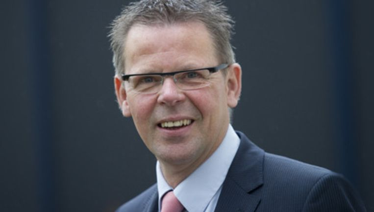 Doekle Terpstra, bestuursvoorzitter van hogeschool Inholland. Foto ANP Beeld
