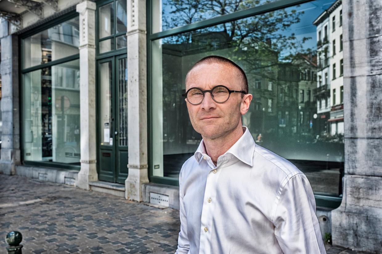 Rummens: ''Absurd hoe weinig politici er de voorbije weken in 'Terzake' en 'De afspraak' zaten'   Beeld Tim Dirven