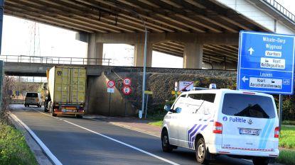 Twee lichtgewonden na ongeval op de Aarschotsesteenweg