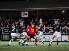 De vier grote voetbalclubs uit Arnhem gaan de strijd aan met elkaar en het Westen