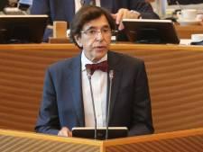 """Elio Di Rupo dénonce les """"foutaises"""" du PTB"""