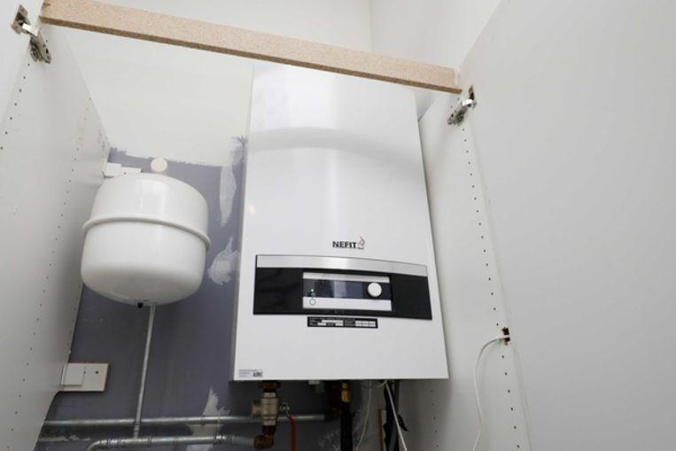 Warmtepomp.  Beeld ANP