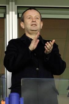 Vitesse-baas Alexander Tsjigirinski: 'Supporters van Vitesse, succes!'