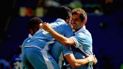 Monsterzege voor Jordan Lukaku en Lazio tegen Sampdoria, Palermo degradeert naar Serie B