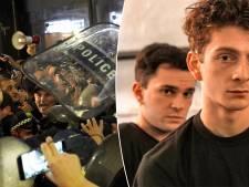 Betogingen en 27 arrestaties in Georgië vanwege film over twee verliefde mannelijke dansers