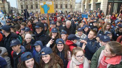 Bijna 3.000 vormelingen op laatste Bavo-dag met bisschop Van Looy