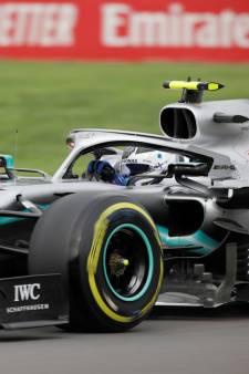Hamilton le plus rapide lors des premiers essais libres au Mexique