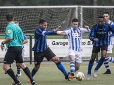 FC Eindhoven AV speelt thuis gelijk tegen Baardwijk