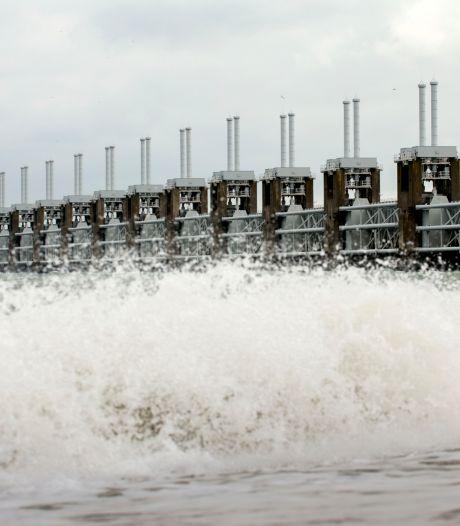 Visstroper aangehouden bij Oosterscheldekering: 12 zeebaarzen in kofferbak