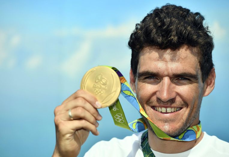 In 2016 behaalde Greg Van Avermaet Olympisch goud.