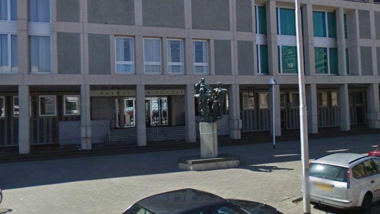 De rechtbank in Arnhem Beeld Google Streetview