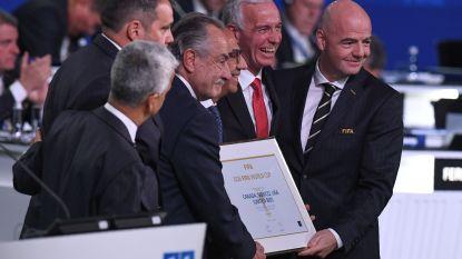 'United' haalt het WK 2026 binnen: eerste WK ooit met drie gastlanden - Belgiës stem ging naar Marokko