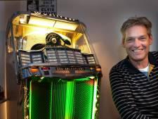 De jukebox van Walter Hol lijkt 'gewoon', maar de schijn bedriegt
