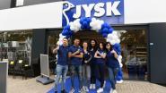 Nieuwe Scandinavische interieurwinkel JYSK in Korbeek-Lo