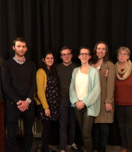 Nieuw bestuur voor Jong N-VA in Brugge