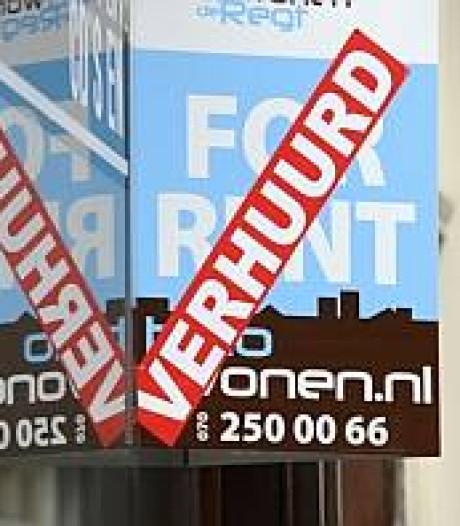Huurprijzen stijgen niet heel hard, maar verschillen tussen Brabantse steden zijn groot