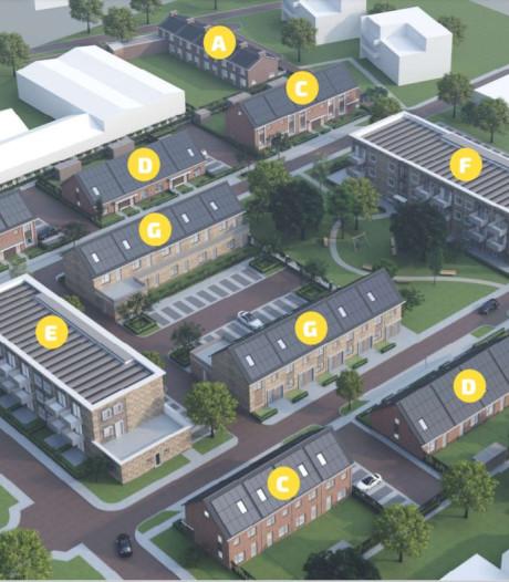 Zestig huizen in Tinnegieter Harderwijk gesloopt, 78 nieuwe woningen komen terug