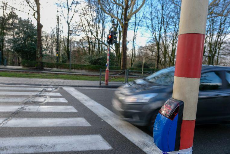 Ongeval met drie voetgangers op Lambermontlaan: