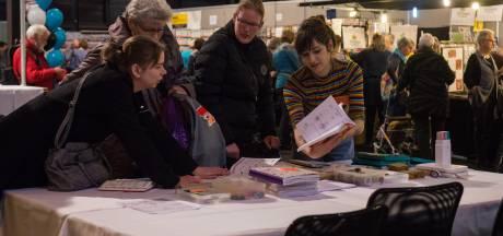 Hippe to-do lijstjes trekker op creabeurs in Hardenberg