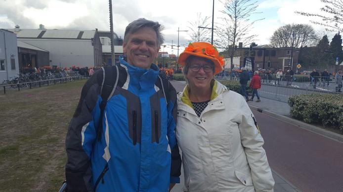 Henk en Gerda Kroon uit Ouderkerk aan de Amstel.