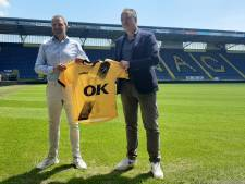 Trainer Steijn: 'Met een club als NAC moet je meedoen om de bovenste plekken'