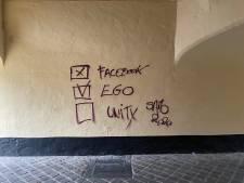 Stad betaalt 70.000 euro voor restauratie Smedenpoort... en dan slaan graffitispuiters toe
