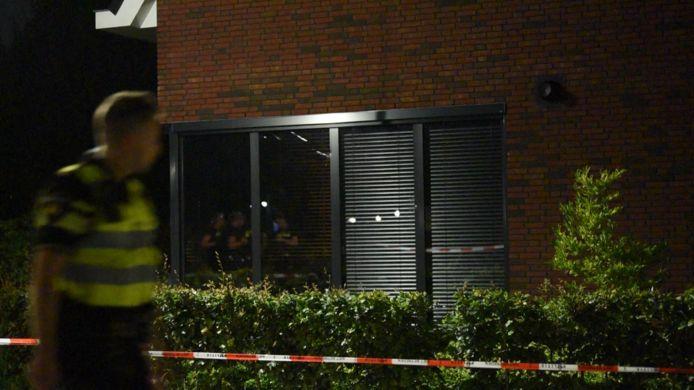 Woning beschoten in Berkel-Enschot, niemand gewond