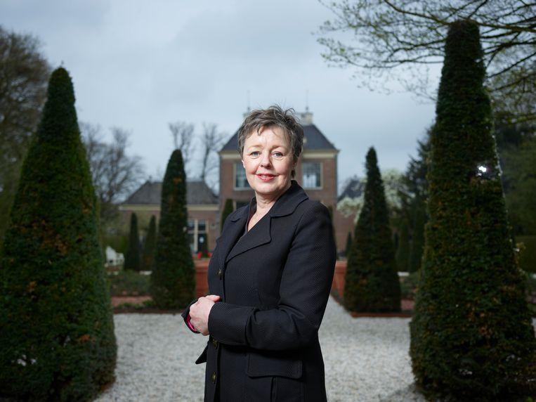 Seksuologe Ellen Laan. Beeld Merlijn Doomernik