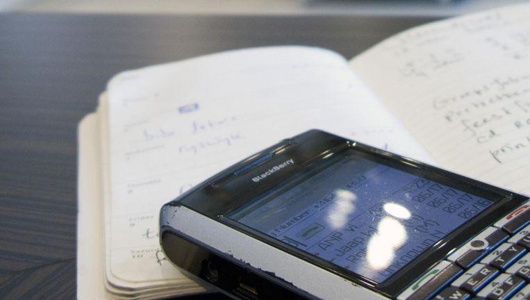 De Canadese servers werden door ongeveer 40.000 voornamelijk versleutelde smartphones gebruikt. Beeld anp