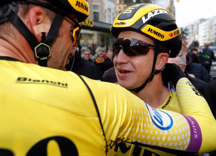 Dylan Groenewegen wint de Driedaagse Brugge-De Panne.
