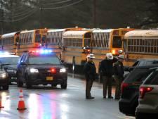 Schutter school Maryland schoot op ex-vriendinnetje