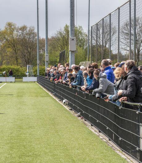 Kantine dicht en geen publiek meer bij amateursport: 'Het wordt er niet leuker op'