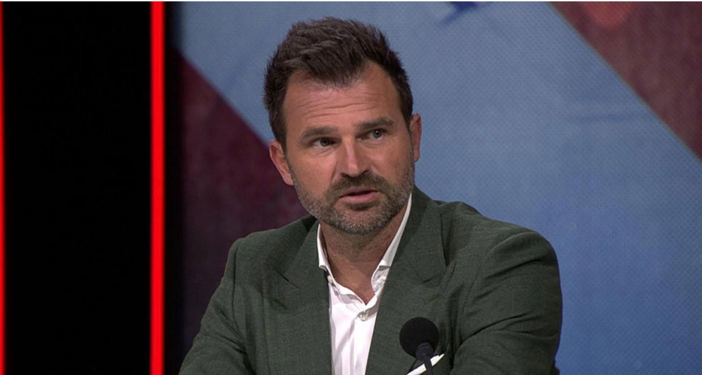 Ivan Leko in 'Extra Time' Beeld vrt