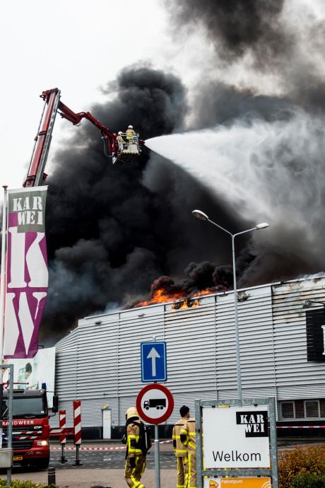 Karwei in Apeldoorn als feniks uit as herrezen na ramp van 2018