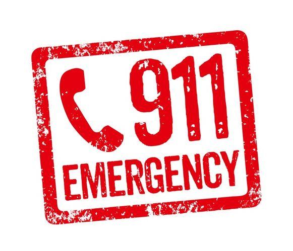 Net zoals 112 bij ons is het noodnummer 911 in Canada enkel bedoeld voor situaties waarbij nood aan de man is en levens in gevaar zijn.