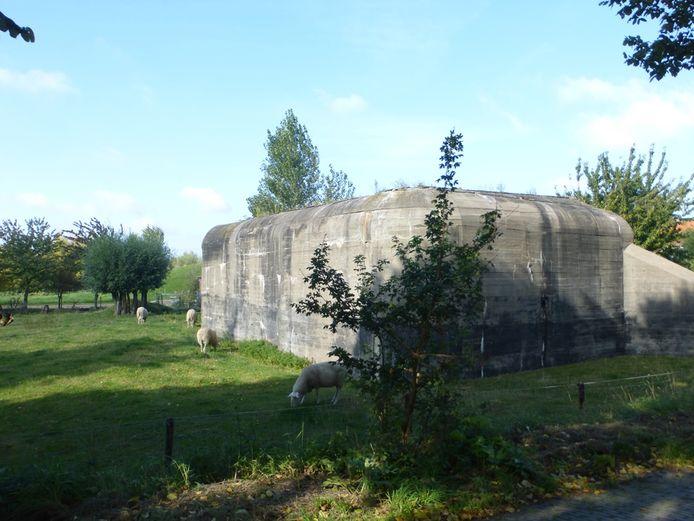 Bunker bij Ritthem