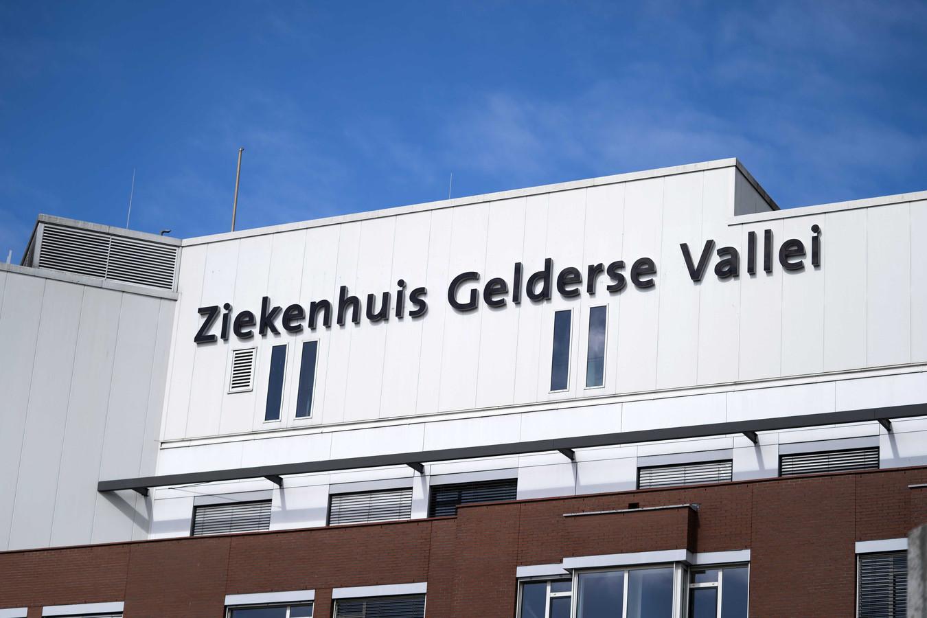 Ziekenhuis Gelderse Vallei in Ede.