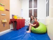 Rusthut, leskeuken en snoezelruimte brengen leerlingen De Leerexpert tot rust