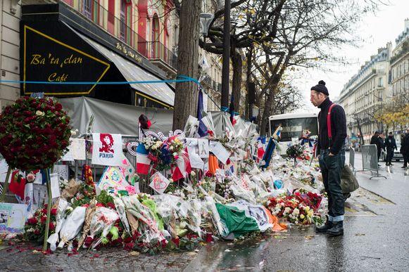 Bij de aanslagen in Parijs op 13 november 2015 vielen 129 doden, waaronder 89 in concertzaal Bataclan.