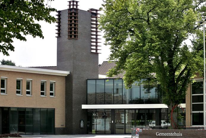 Gemeentehuis van Eersel.