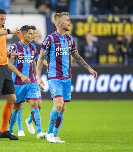 Van der Werff bij Vitesse geschorst voor duel met Feyenoord