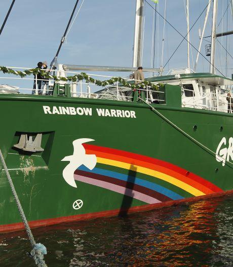 Greenpeace gaat opnieuw achter Russische Noordpoololie aan