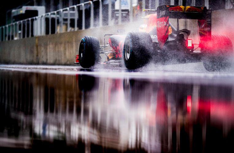 Max Verstappen, Grand Prix Brazilië, 2016. Beeld Vladimir Rys. All rights reserved.