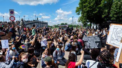 Comité P. onderzoekt politie-optreden na uit de hand gelopen Black Lives Matter-betoging